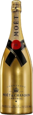 Moet & Chandon Impérial Golden Sleeve 12% 1,50 L MAGNUM